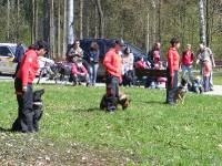 ukážka - Čistenie Lesoparku Chrasť Žilina 2010