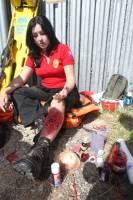 maskovanie zranenia Lešť 2011